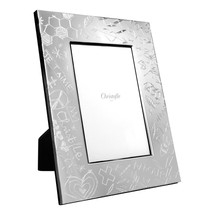 Christofle GRAFFITI Picture frame Silverplate