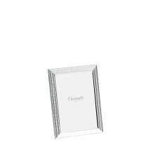 Christofle FILETS Picture Frame Silverplate