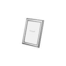 Christofle ALBI Picture Frame, for Diploma  Silverplate