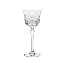 Christofle KAWALI Roemer / Rhine Clear Wine Glass