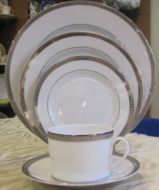 Christofle Dinnerware