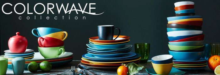 Noritake Colorwave Assortment
