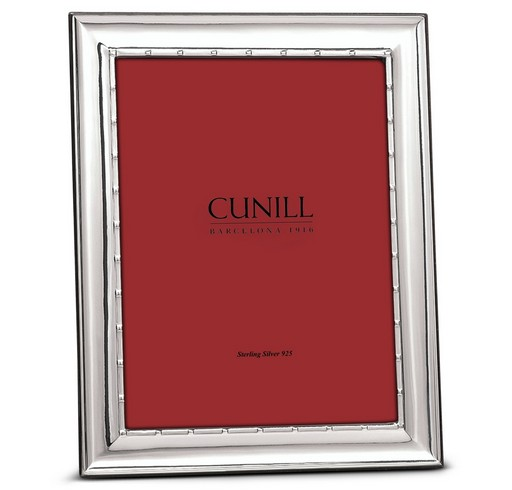 Cunill Sterling Silver Classic 5000 4x6 Frame