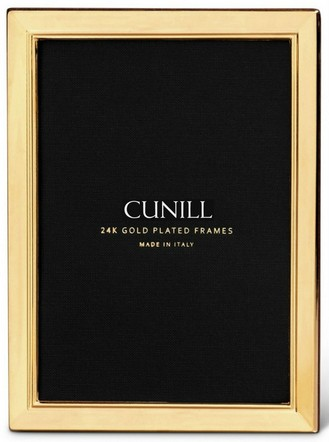 Cunill 24K Gold Plated Metropolis 8x10 Frame