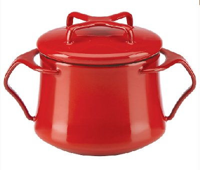 Dansk Kobenstyle Chili Red  Cookware