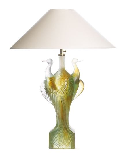 Daum Lampseron Lamp  24.8 in.