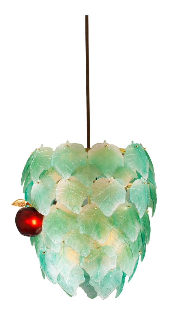 Daum  Chandeliers Eden chandelier M. Lawrence Bullard  40.8 in. 50 edition limit