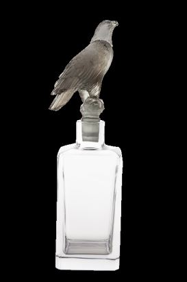 Daum  Carafes Eagle decanter  14 in.