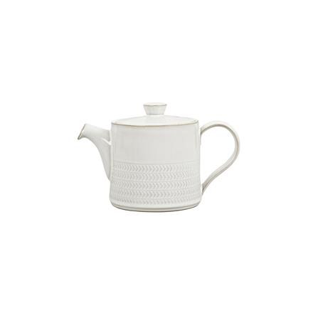 Denby Natural Canvas Textured Teapot
