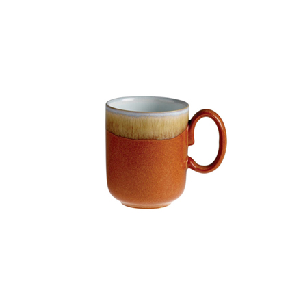 Denby Double Dip Mugs Fire Double Dip Mug