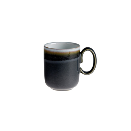 Denby Double Dip Mugs Jet Grey Double Dip Mug