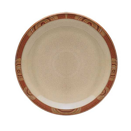 Denby Fire Chilli Dinner Plate