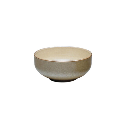 Denby Fire Soup/Cereal Bowl - Sage/Cream