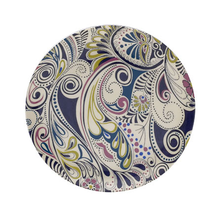 Denby Cosmic Salad Plate