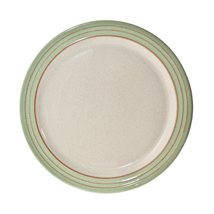 Denby Heritage Orchard Green Dinner Plate