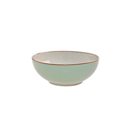 Denby Heritage Orchard Green Soup/Cereal Bowl