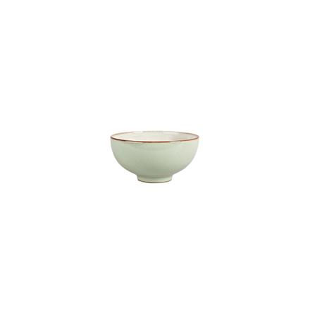 Denby Heritage Orchard Green Rice Bowl