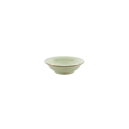 Denby Heritage Orchard Green Small Shallow Bowl