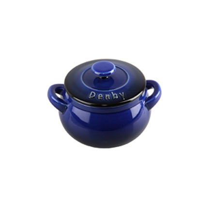 Denby Cook & Dine Royale Blue Oven To Table Mini Casserole