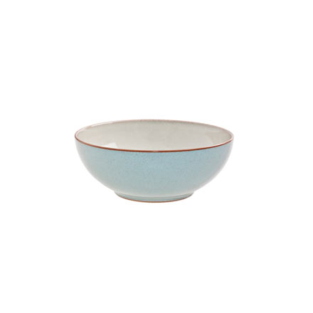 Denby Heritage Pavillion Blue Soup/Cereal Bowl