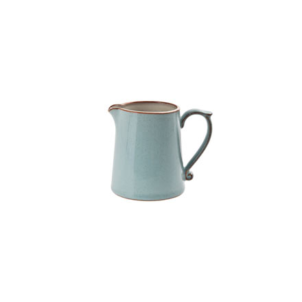 Denby Heritage Pavillion Blue Small Jug