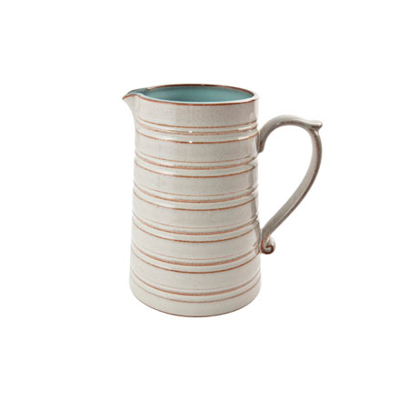 Denby Heritage Pavillion Blue Large Jug