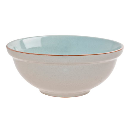 Denby Heritage Pavillion Blue Mixing Bowl