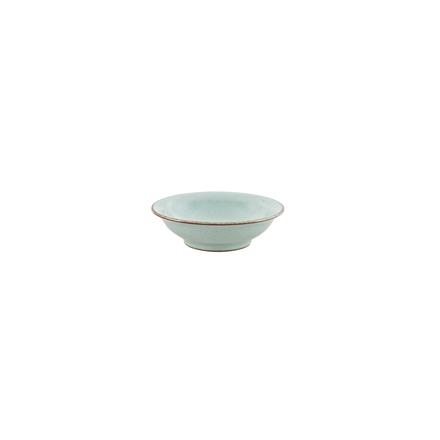 Denby Heritage Pavillion Blue Small Shallow Bowl