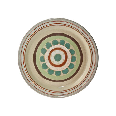 Denby Heritage Veranda Yellow Accent Salad Plate