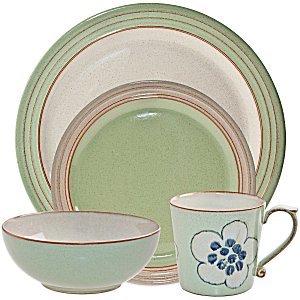 Denby Heritage Orchard Green  Dinnerware
