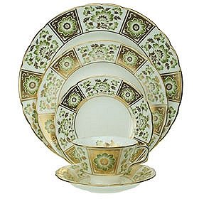 Derby Panel Green  sc 1 st  China Royale & Royal Crown Derby China Dinnerware | ChinaRoyale.com