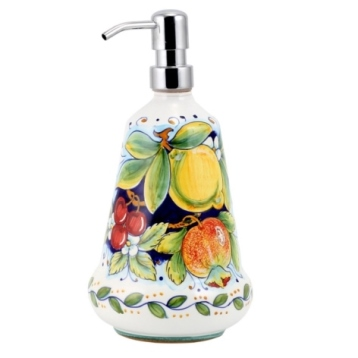 Deruta FRUTTA Liquid Soap-Lotion Dispenser