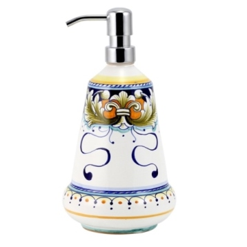 Deruta FOGLIE Liquid Soap Lotion Dispenser