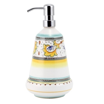 Deruta PERUGINO Liquid Soap Lotion Dispenser