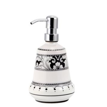 Deruta VARIO NERO Liquid Soap Lotion Dispenser