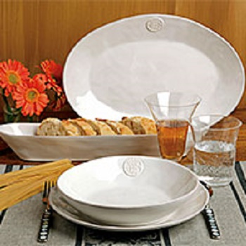 Casafina Forum White Dinnerware