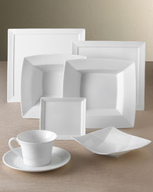 Bernardaud Fusion White 5 Pc Setting