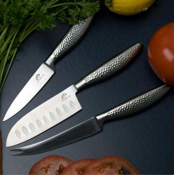 Ginkgo Kitchen Tool Stainless