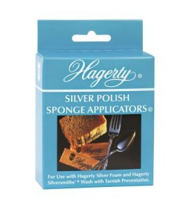 Hagerty Sponge Applicator - Case of 12 - 4 pack ea.