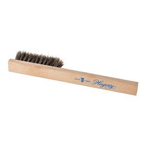 Hagerty Horsehair Silver Brush