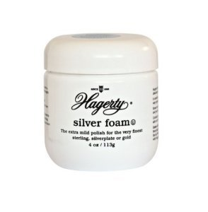 Hagerty Silver Foam - Case of 24 - 4 fl. oz. ea.