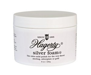 Hagerty Silver Foam - Case of 12 - 8 oz. ea.