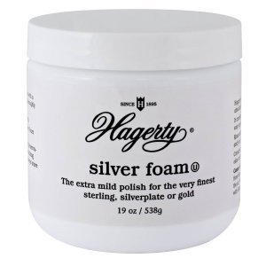Hagerty Silver Foam - Case of 12 - 19 oz. ea.