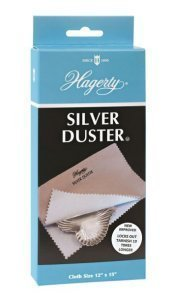 Hagerty Silver Duster (2 pc. Polishing Cloth) - Case of 12 - 12