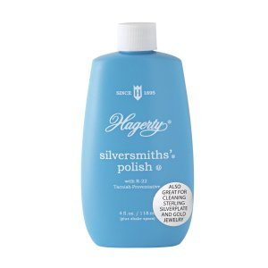Hagerty Silversmiths' Polish  - Case of 24 - 4 fl. oz. ea.