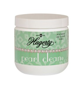 Hagerty Pearl Clean (for pearls & porous stones, etc., basket included) - 7 fl. oz.