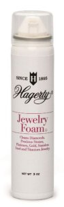 Hagerty Jewelry Foam (with aerosol dispenser) - 3 oz.