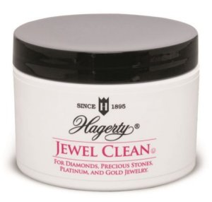 Hagerty Jewel Clean (Wide-mouth opening, basket & brush included) - 7 fl. oz.