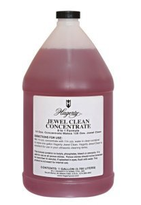 Hagerty Jewel Clean Concentrate (8:1 ammoniated mix) - 1 gallon