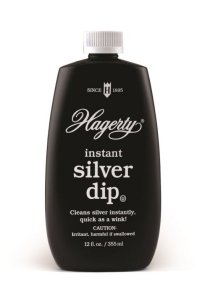 Hagerty Instant Silver Dip (Crystal Blue Formulation) - 12 fl. oz.